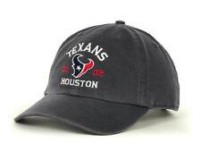 Houston Texans Banner Clean Up NFL Adjustable Established 2002 Football Hat Cap