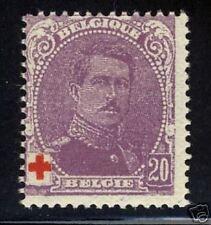 Belgium 1914  Scott #B27   MLH