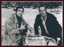 Lee Majors & richard anderson signed Six millón de dólares Man