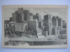 USA Antique Postcard Medical Cr Riverside Dr. New York. Kardollitte, Inc.Ca 1930