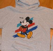 *80's 90's MICKEY MOUSE* vintage hoodie sweatshirt shirt (M/L) Florida Disney