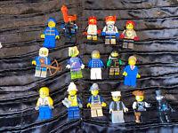 Job Lot Of Lego Men Figurines - Some Rare