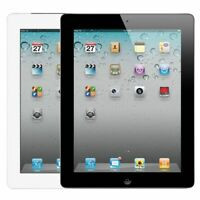 Apple iPad 2 A1395 A1396 A1397 16GB 32GB 64GB AT&T Verizon WiFi Cellular