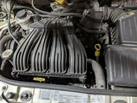 2005 CHRYSLER PT CRUISER 2.4L ENGINE MOTOR WITH 53,295 MILES