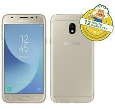Samsung J3 2017 Dual SIM Gold (Unlocked) 16GB Android Smartphone J330 - GRADE A