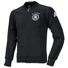 ADIDAS - GERMANY DFB Anthem - Men's Track Jacket / Track Top - Black - Size S