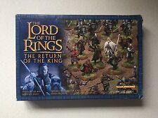 GW LOTR Hobbit Warhammer Heroes of the West BNIB Boxed Metal (P270) - Fast Post