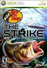Microsoft XBox 360 Game BASS PRO SHOPS: THE STRIKE