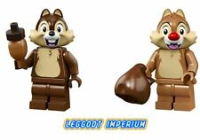 LEGO Minifigure - Chip and Dale - Disney Series 2 coldis2-7 & 8 FREE POST