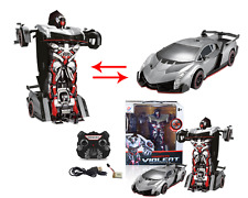RC Ferngesteuerte Auto Transforma Roboter Roadbuster one key Deformation VIOLENT