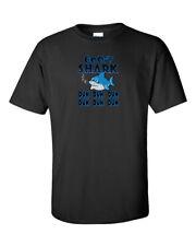 Funny Trenz Shirt Company Goofy Shark Duh Duh Duh Adult Unisex Short Sleeve
