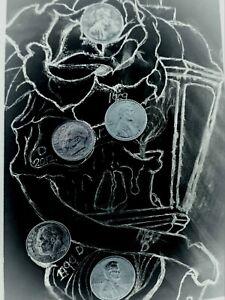 1969 Denver mint penny
