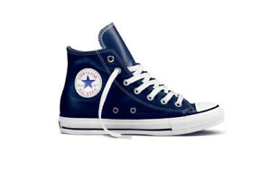 Converse Chuck Taylor CT AS HI Navy MENS SIZE 8.5 WOMENS SIZE 10.5 (135252C)