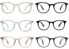NEW Warby Parker DURAND WIDE Eyeglass Frames Optical UNISEX Classic Authentic**