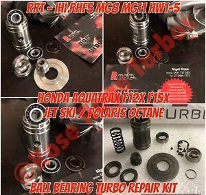 RRT F12X-F15X Ball Bearing Turbo Repair Kit IHI RHF5 MG8 MG11 Honda Aquatrax