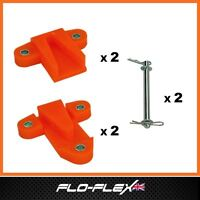 Classic Mini Engine Mounts in Poly - Floflex