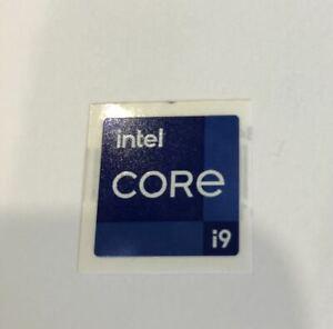Genuine Intel Core i9 11th Gen Computer Sticker Desktop laptop (11th Generation)