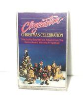 CLAYMASTER Christmas Celebration  Cassette Tape  R1