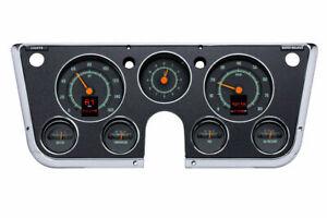 1967-72 Chevy Truck C10 Dakota Digital Retrotech RTX Dash Gauge Kit 30 colors