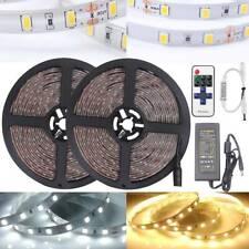 1m-20m LED Stripe Leiste Streifen Band 5630 Licht Leuchte Lichterkette Netzteil