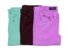 Lot of 3 J Crew Corduroy Skinny Pants  x Toothpick Jeans, Size 24 $320