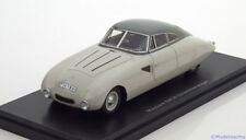 MAYBACH SW38 STROMLINIENWAGEN 1939 LIGHT GREY NEO 46345 1/43 RESIN RESINE