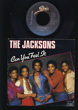 The Jacksons - Michael Jackson - Can You Feel It - Wondering Who -  HOLLAND