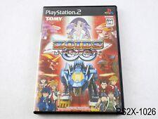 Zoids Infinity Fuzers Playstation 2 Japanese Import Japan JP PS2 US Seller B