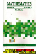 FAST SHIP: MATHEMATICS VOL. 1 & 2 CLASS - 12 1E by R.D.SHARMA