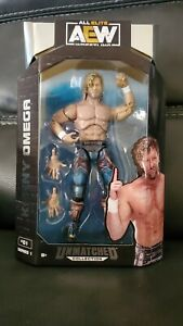 AEW Jazwares Unmatched Collection Series 1 KENNY OMEGA All Elite Wrestling 2021