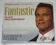 FANTASTIC: THE LIFE OF ARNOLD SCHWARZENEGGER BY LAURENCE LEAMER 7-DISC AUDIOBOOK