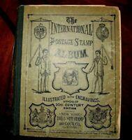 CatalinaStamps: International Stamp Album, Scott 1905, Album Only, Lot  #D85
