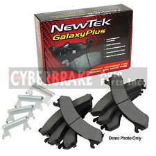 PCD784H FRONT Ceramic Brake Pads Fits 07 Chevrolet Silverado 2500 HD Classic