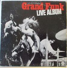 GRAND FUNK - Live Album ~ GATEFOLD 2 x VINYL LP US PRESS