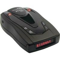 Whistler XTR-538 Laser Radar Detector w/ 360 Coverage & Voice Alert Refurbished