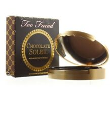 Too Faced Chocolate Soleil Medium Deep Bronzer Full Size .35 NEW Boxed Authentic