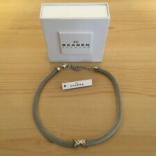Skagen Jewellery Skagen Stainless Steel Choker Necklace JNS0015