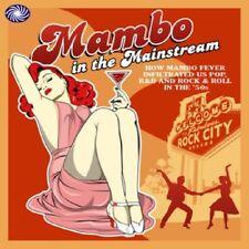 ** VARIOUS ARTISTS  MAMBO IN THE MAIN STREAM  CD  LATIN MAMBO EXOTICA!!