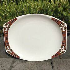 Unboxed British 1960-1979 J&G Meakin Pottery Platters