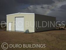 DuroBEAM Steel 30x30x12 Metal Garage Shed Workshop Residential Building DIRECT