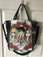 Brighton Handbag Fashionista Mi Amor XOXO Love Fernando Girls Guy Tote New