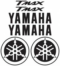 Kit adesivi foglio stickers aufkleber T-Max Tmax T Max 500 530 Nero