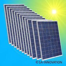 12x Axitec 275W Solarmodul Photovoltaikmodul 3kw 275 Watt Solaranlage 3000 Watt
