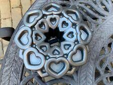 Wilton Heart Heavy Weight Cast Aluminum Bake Pan Rare Nordic Ware