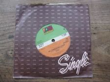 """VG+   CHIC - My forbidden lover / What about me - 7"""" single VG+"""