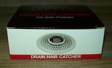 LEKEYE Bathtub Shower Drain Hair Catcher/Tub Drain Cover/Drain Protector