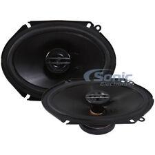 """Pioneer TS-G6820S 6""""x8"""" 500W Car Speakers Car Audio Coax Speaker 2Way G-Series"""