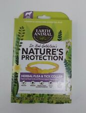 Earth Animal Herbal Flea & Tick Defense Dog Collar (Large)