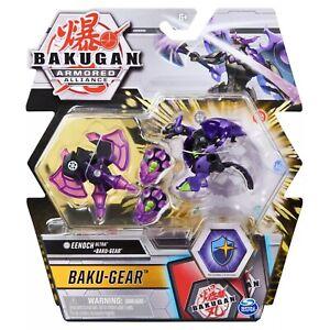 Bakugan Armored Alliance Baku-Gear EENOCH Ultra + Baku Gear. New!
