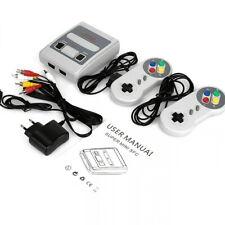 Super Mini Family TV Video Game Console Retro AV Out Built-in 620 Games
